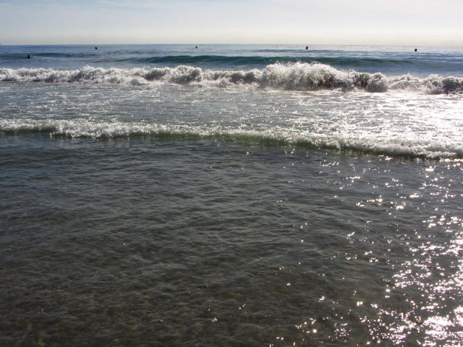 вода в аликанте в октябре