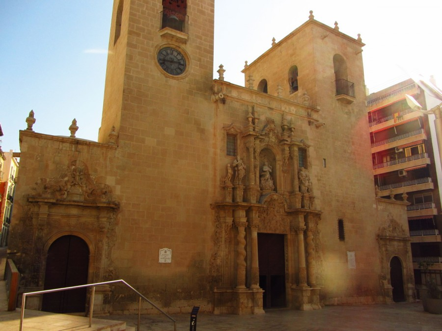 Собор святого николаса в аликанте цена