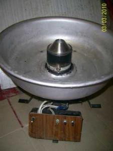 Как сделать аппарат для сладкой ваты