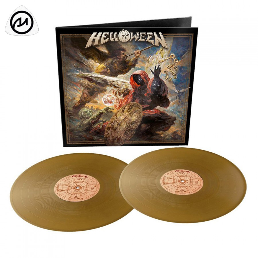 Helloween Helloween LP Gold M.jpg