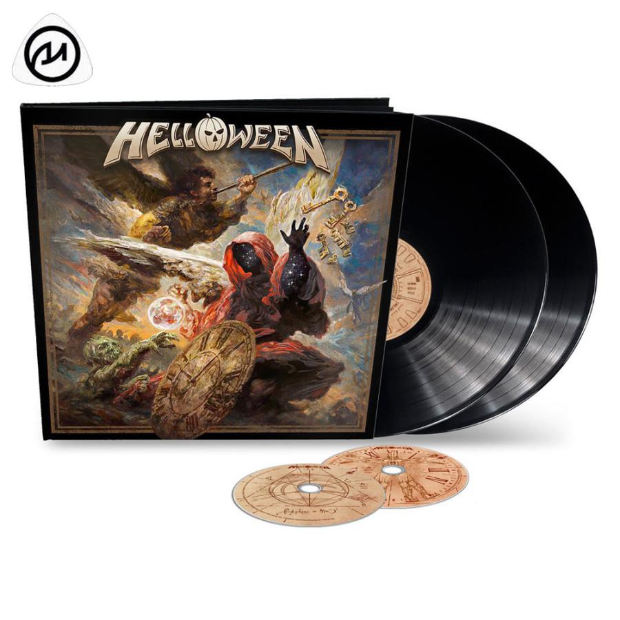 Helloween Helloween LP+CD M.jpg