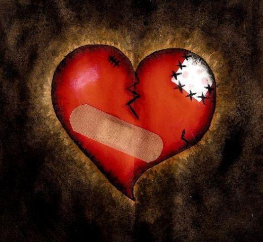 վիրավոր սիրտ