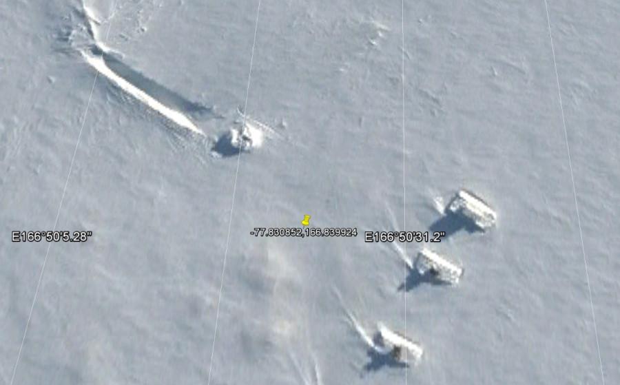 танки в антарктиде