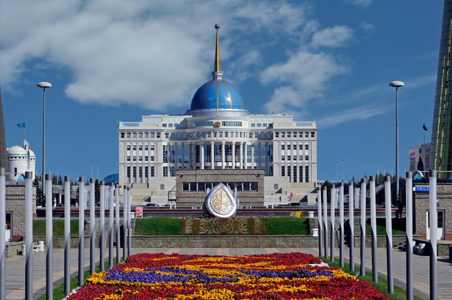 Президентский дворец, Астана