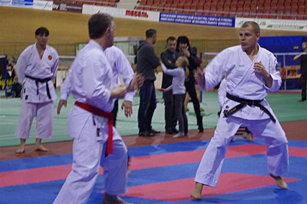 NSKF EUROCUP 2012, team kumite