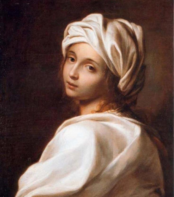Гвидо Рени? Портрет Беатриче Ченчи (1577-1599).