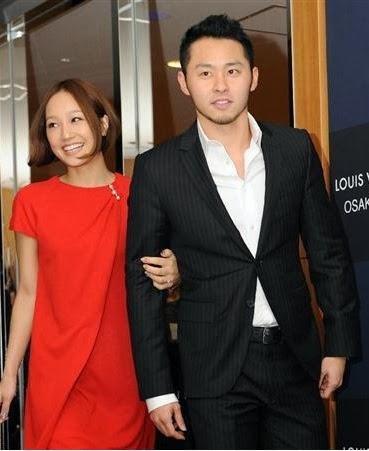 kitajimakosuke_chisa_married