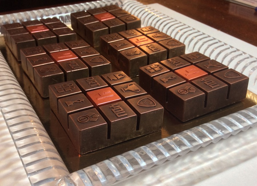 Подарочный шоколад для Art4You