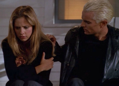 fool for love end scene. buffy and spike