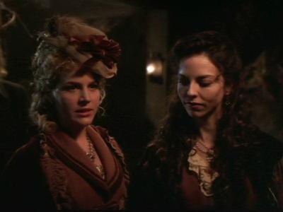 Drusilla and Darla