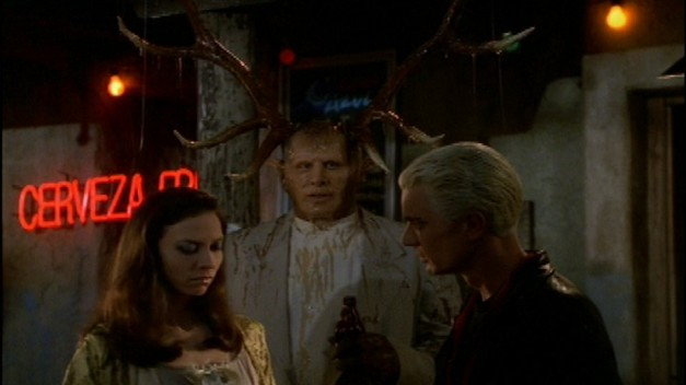 drusilla, spike and the chaos demon