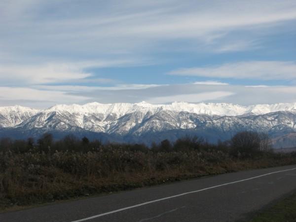 Дорога на Ткварчал
