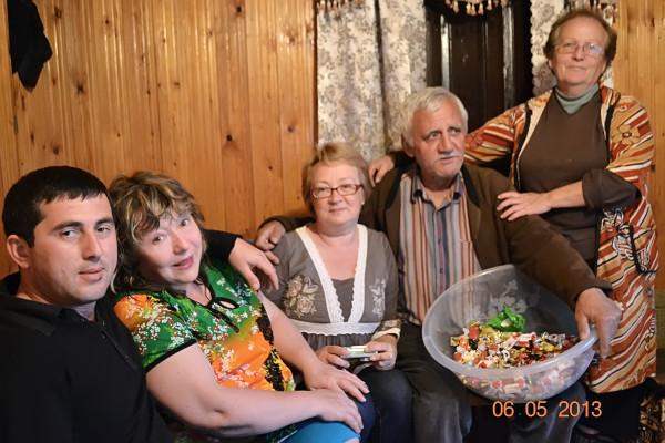 Семейство Флоры  и мы