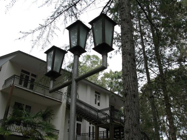 аутентичный фонарь