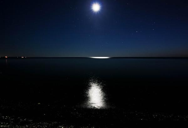 Ночь в Сухуме