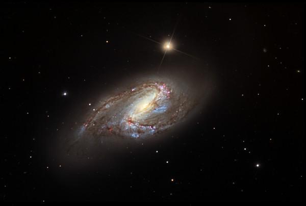 астро 19-08 М66