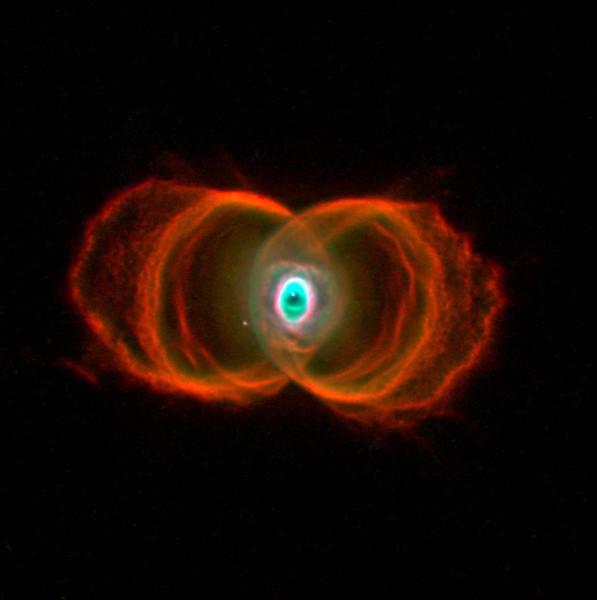 астро 19-15 -туманность песочные часы