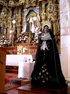 Nuestra Señora del Carmen, Ixmiquilpan, Hidalgo