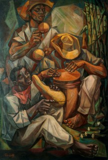 José Vela Zanetti – El merengue 1955)
