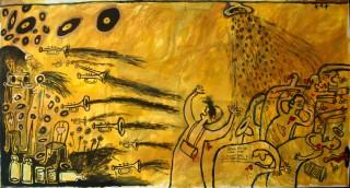 Raúl Recio – Muerte del merengue (1988)