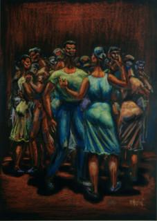 Radhamés Mejía – Baile 1960)