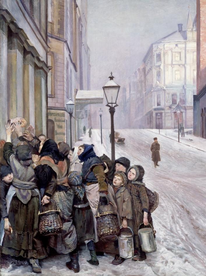 Кристиан Крог (1852-1925) – Борьба за выживание