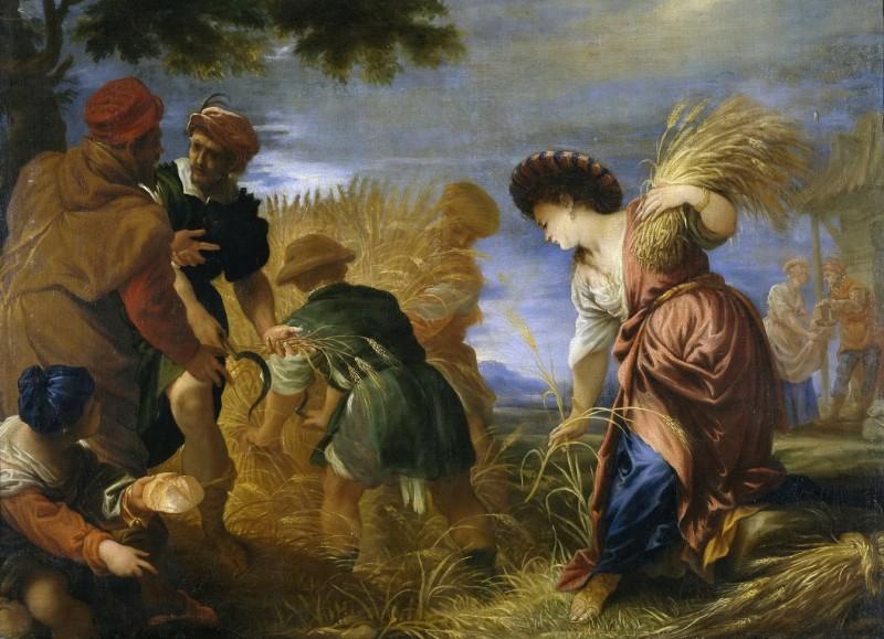Хуан Антонио де Фриас-и-Эскаланте (Испания) — Жнецы в Земле Обетованной