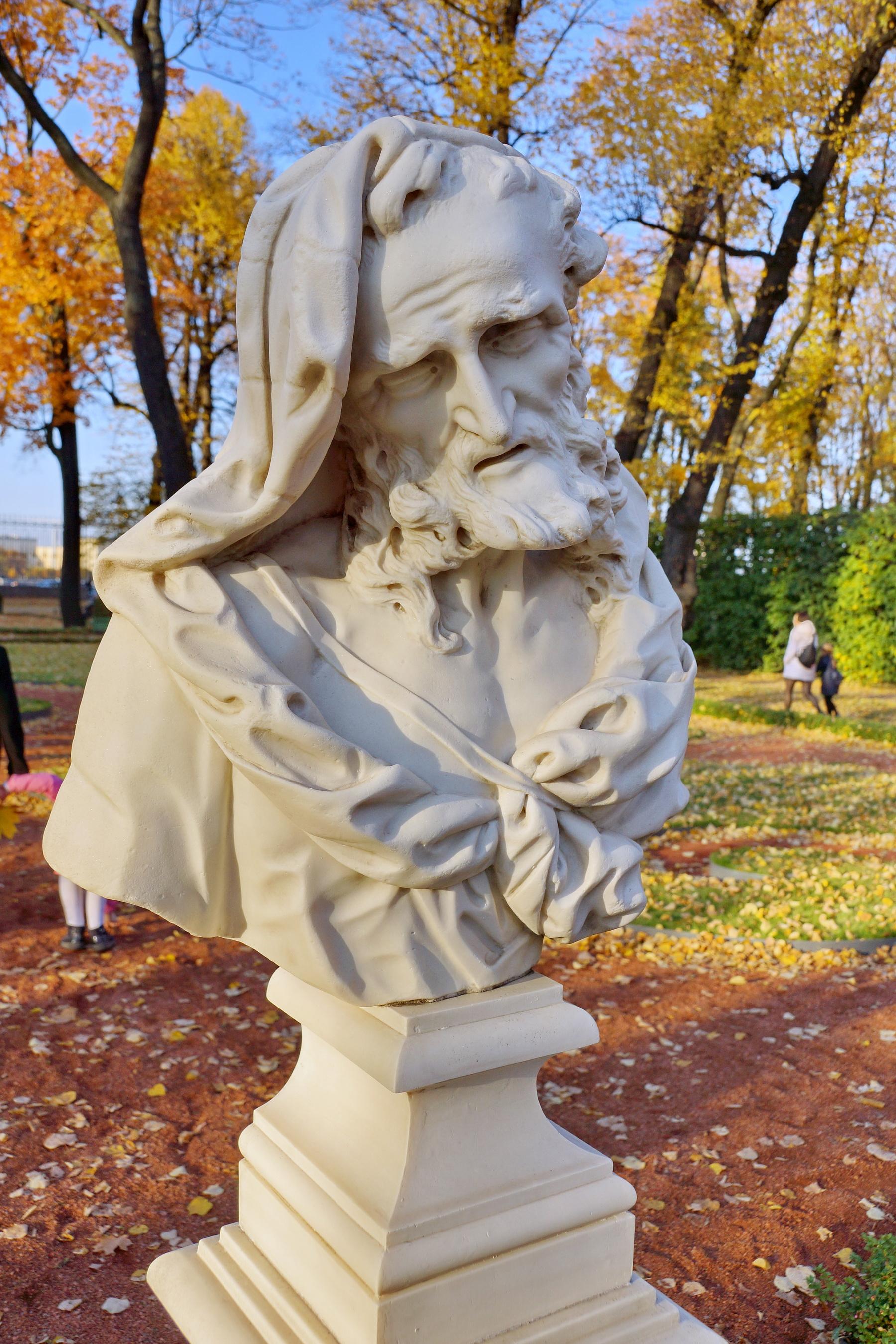 9 — Печальный философ — Гераклит