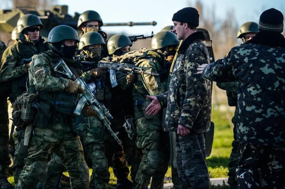 Порошенко ввел в действие решение СНБО по защите имущественных прав в Крыму - Цензор.НЕТ 9305