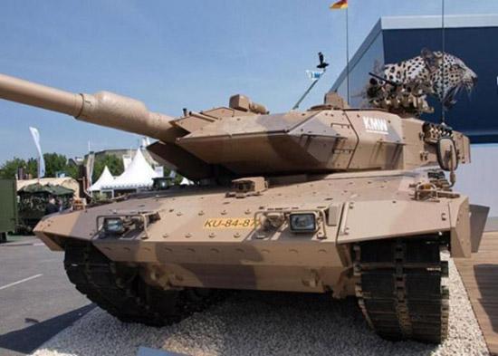 10 лучших современных танков