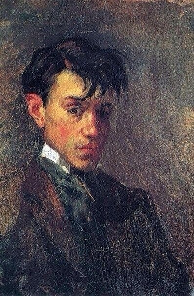 Автопортреты Пикассо в хронологическом порядке, 1896–1972 г