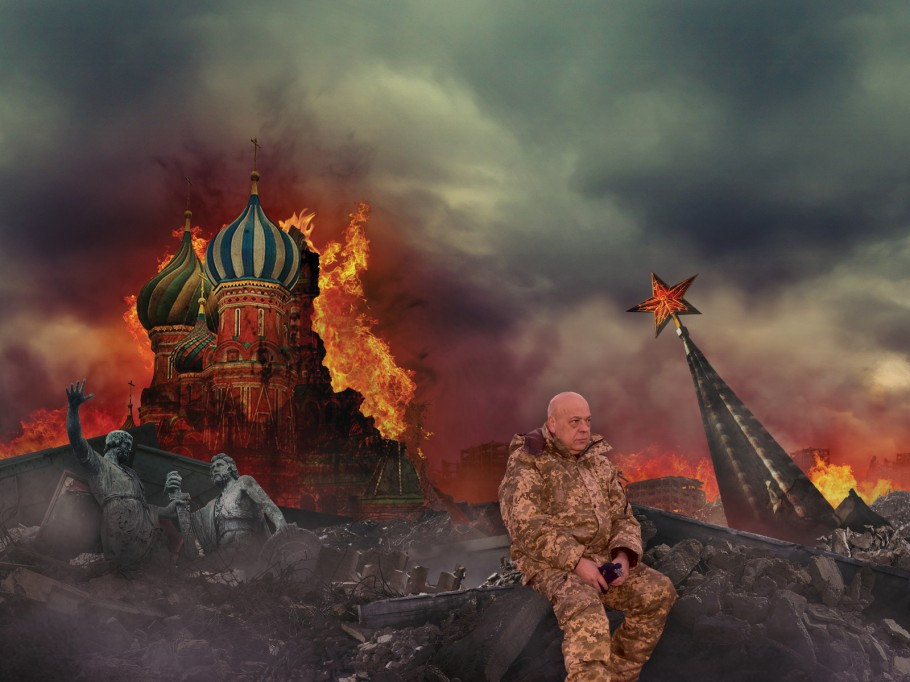 Террористы развернули сразу несколько пунктов управления в Донецке, Горловке и Дебальцево, - ИС - Цензор.НЕТ 4463