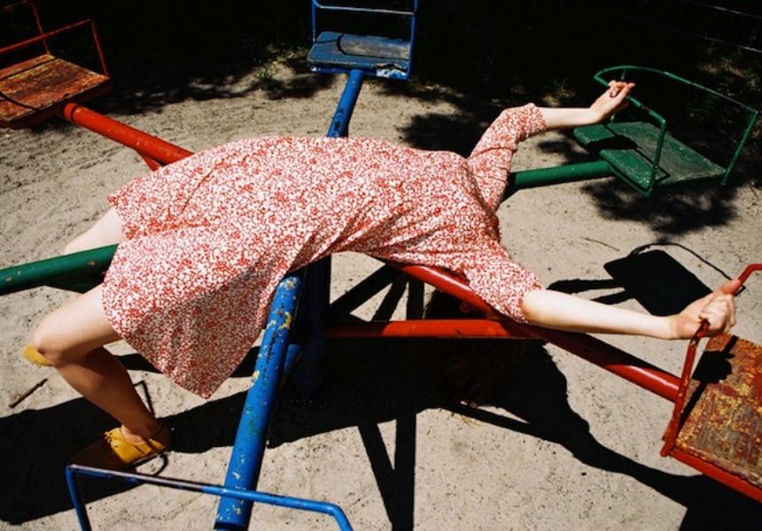 Распятая женщина фото 10 фотография