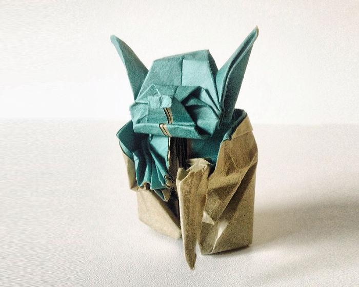 Оригами сок