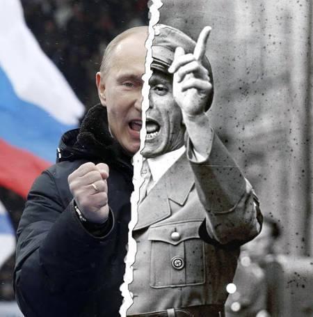 Берлін із подивом сприйняв слова Путіна про українське керівництво: окупувала Крим і підтримує терористів на Донбасі якраз Росія - Цензор.НЕТ 1892
