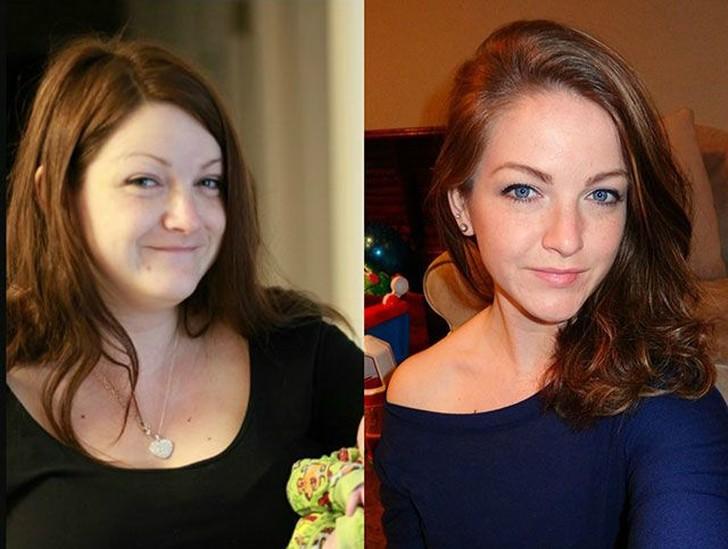 Как худеет лицо при похудении