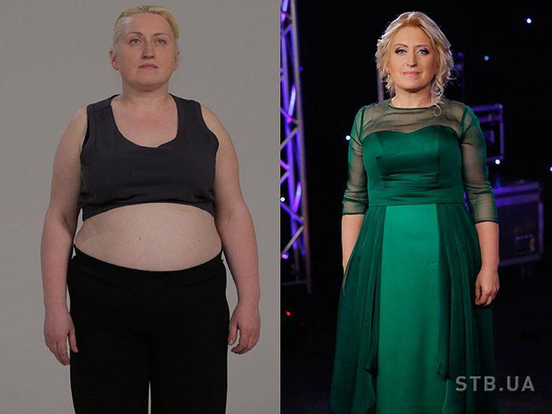 Проект похудения на телевидении