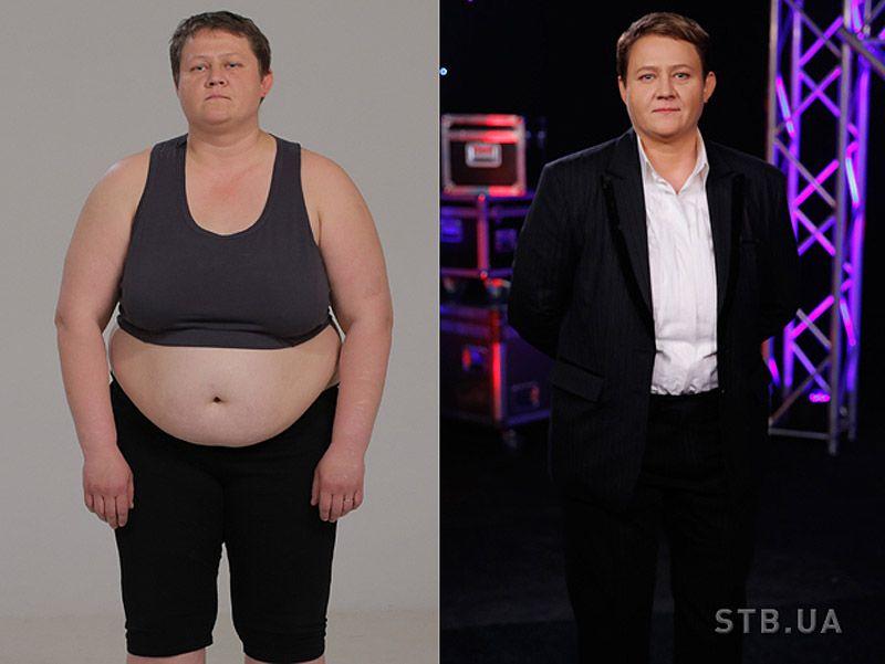 Украинский проект похудения
