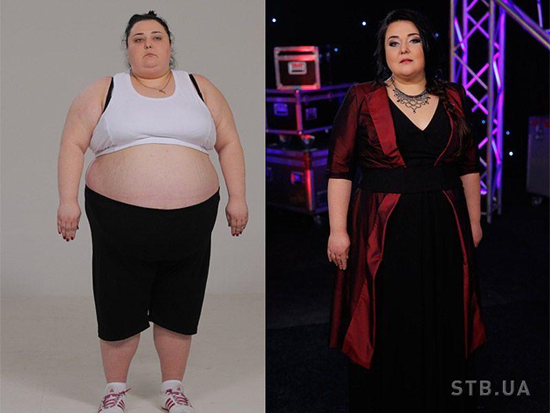 Передача на домашнем о похудении