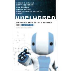 cover of Unplugged anthology