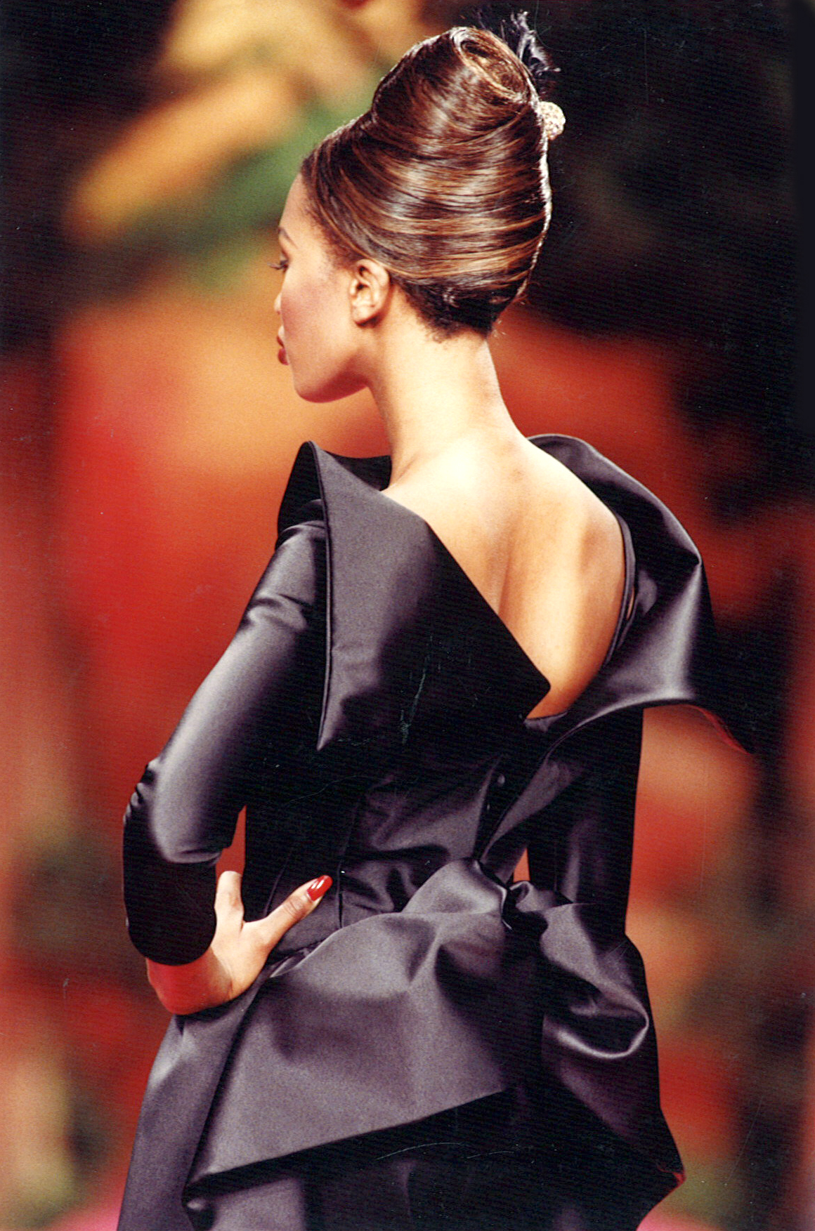 Christian Lacroix haute couture Fall-Winter 1991