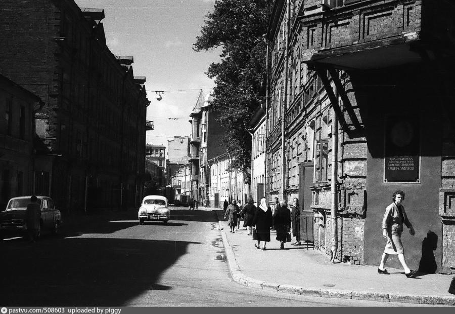 Южинский переулок-1