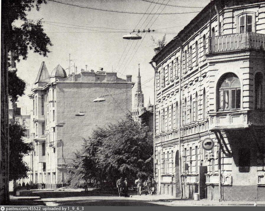 Южинский переулок-2
