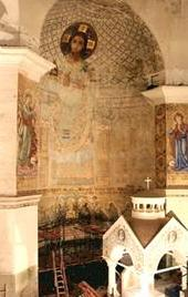 Благовещение Петрова-Водкина в Кроншдадте