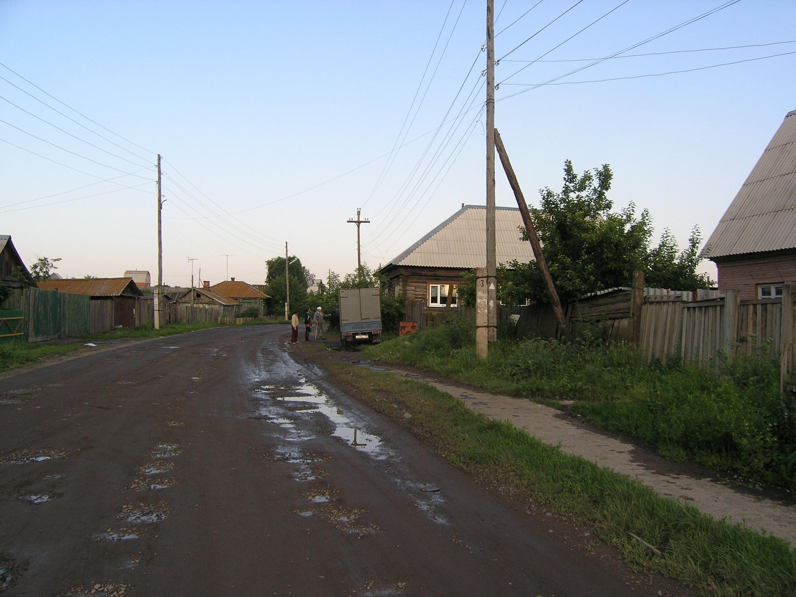 Улица Партизанская-2