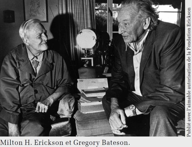 Бейтсон и Эриксон