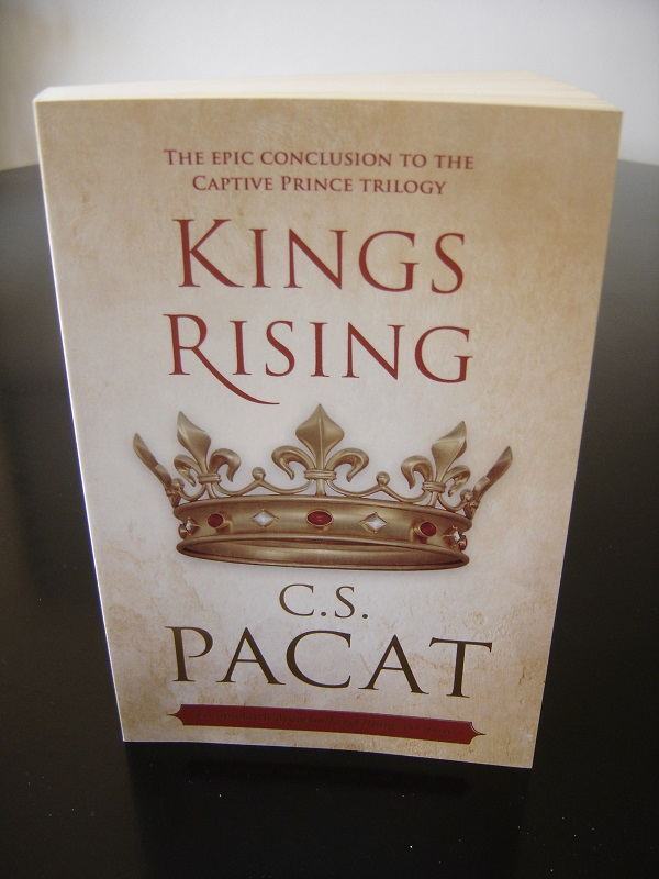 Kings Rising book