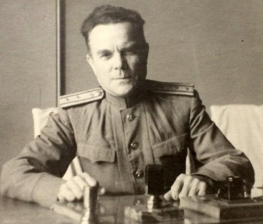 Инженер Николай Ушаков/из семейного архива