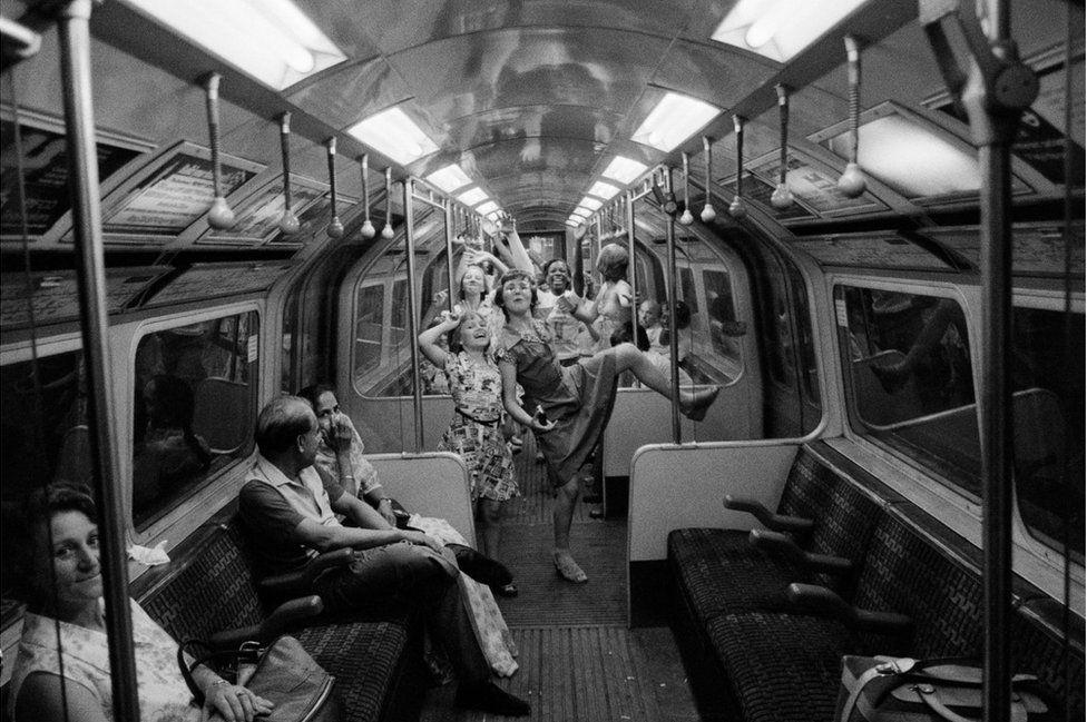 """Ветка """"Северная"""", 1974"""