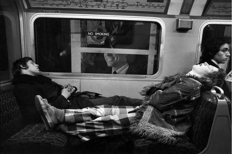 """Ветка """"Северная"""", 1975"""